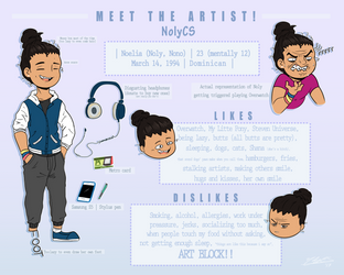 Meet The Artist: This poophead by NolyCS