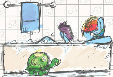 Dash Bath by NolyCS