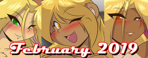 February 2019  Art Set now on Sale by Mastergodai