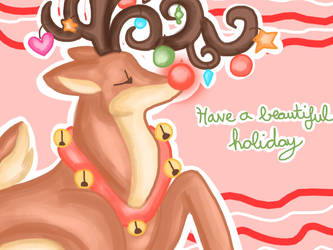 Beautiful Holiday Wishes by LocalPeaches