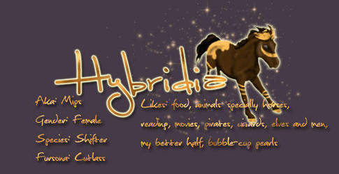 i.D: Cutlass by hybridia