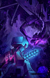 Epic Minecraft - The End! by WalkingMelonsAAA