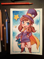 A Hat in Time Fanart by hadh