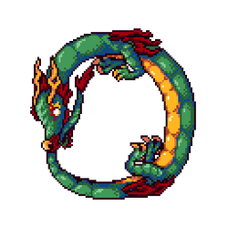 Infinity Dragon by Johasu