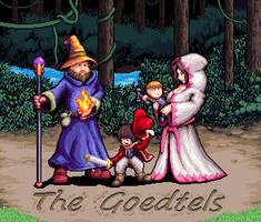 Goedtels Family Portrait by Johasu