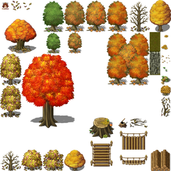 mv trees by cangyu2004