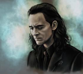 Loki by DafnaWinchester