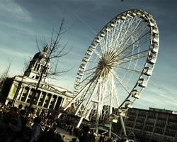 Ferris Wheel by Tidus101