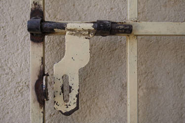 welded latch by shaedsofgrey