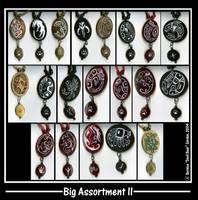 Big Assortment II by Gishkishenh