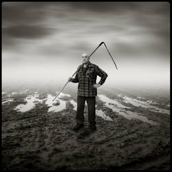 .scythe. by MichalGiedrojc