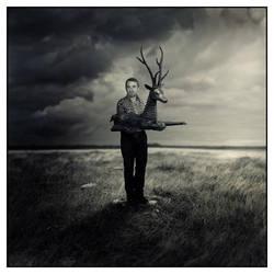 .hunter. by MichalGiedrojc