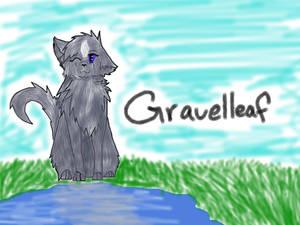 Gravelleaf is happy by Gravelleaf