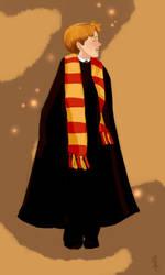 Magic boy by Natello