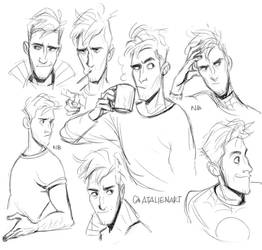 Peter B. Parker by Natello