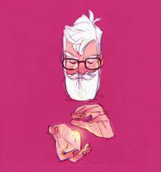 Santa! by Natello