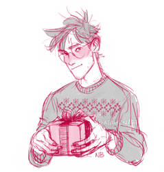 Harry Christmas by Natello
