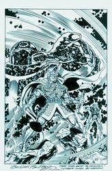 MightyThor-Celestialsinks by kwill916