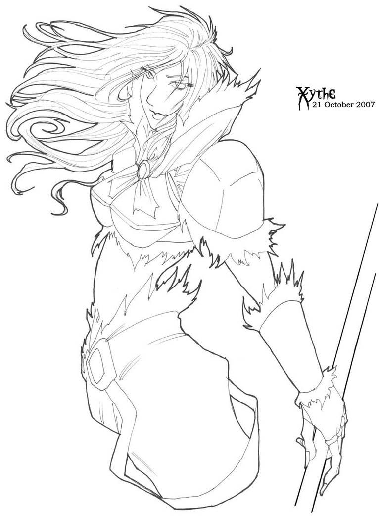 Breeze by xythe