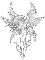 Crimson Fairy by xythe