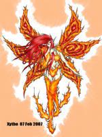 Crimson Fairy-Colour by xythe