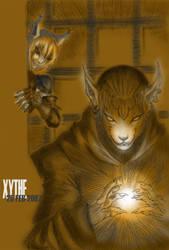 Vingmor and Ozmia by xythe