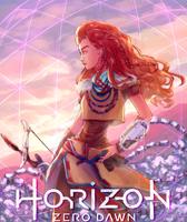 The machine huntress [Horizon Zero Dawn] by aceaeite