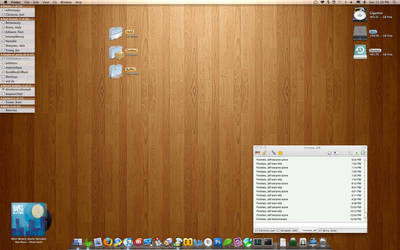 A Very Clean Desktop by donatj