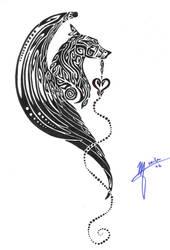 Heart spin by Midniterain