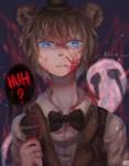 FNAF : Freddy. by ShikuroMay