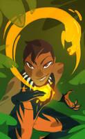Vixen: Queen of the Jungle by Dream-Piper