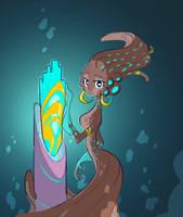 MerMay: Cephalene by Dream-Piper