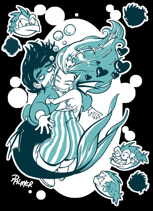 and now THE LITTLE MERMAID by lpspalmer