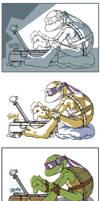 Donatello fases by lpspalmer