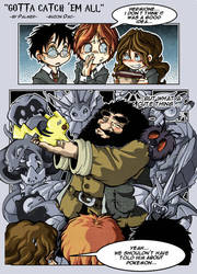 HP... Gotta catch em all by lpspalmer