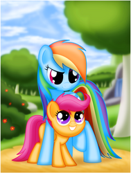 My Sister by CTB-36