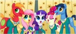 The Ponytones by CTB-36