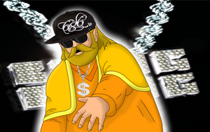 Gangsta King by Conor332211