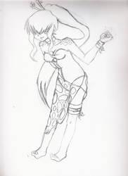 Neiryn Etylonna by DreamClaw