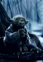 Do or Do not. There is no try. by Facuam