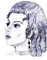 Realism: Lady Hampshire by SweetFaith06
