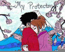 My Protector: Mugen and Fuu by SweetFaith06
