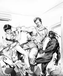 mutants by zhoupeng