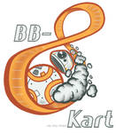 BB- 8 Kart by JellySoupStudios