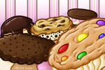 Ice Cream Sanwichs by JellySoupStudios