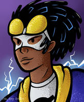 Static Shock by JellySoupStudios