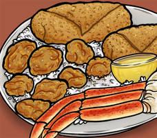 My Great Feast by JellySoupStudios