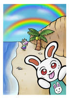 Double Rainbow by JellySoupStudios