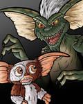 Gremlins by JellySoupStudios