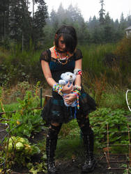 Morbid Garden by Phoenix-Delphi
